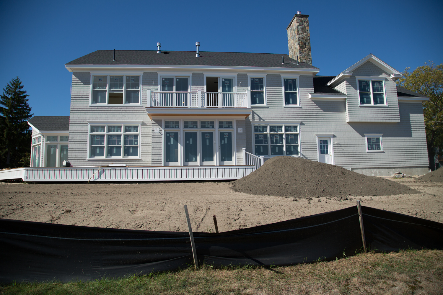 Saco Maine Beachfront Teardown